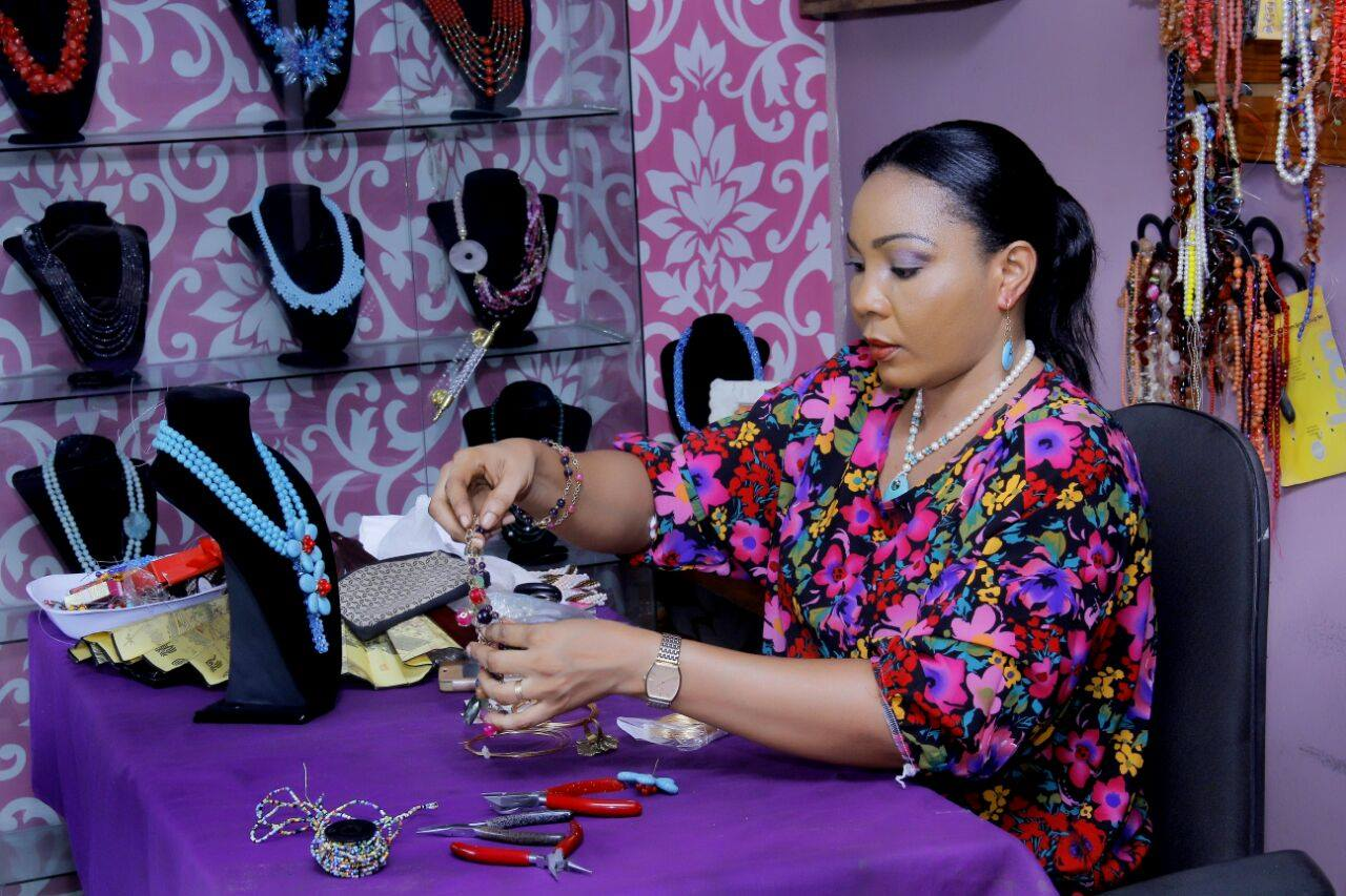 The Art of Beads Making Masterclass Lagos