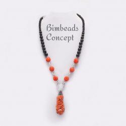 Bimbeads corporate Casual-beads necklace