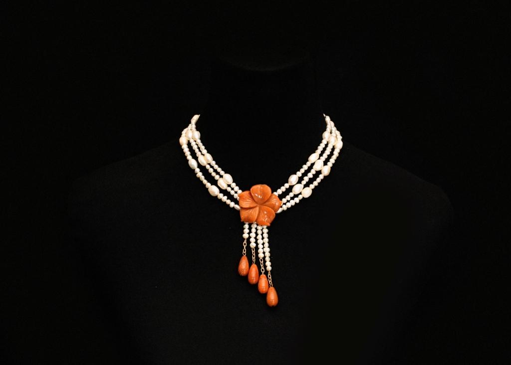 Bimbeads Single String Pearl Beads